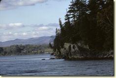 Valcour Island, Lake Champlain, NY