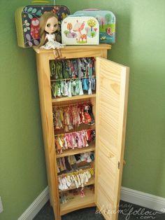 blythe closet | Flickr - Photo Sharing!