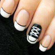 Gymp nagels