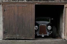 garage.