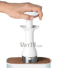 Ice Cream Scoop & Stack: Fun way to serve ice cream?.Like Thrifty's scooping Carnation Ice cream in the childhood days...