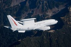 The 737 Airborne Early Warning and Control (AEW&C) is a state-of-the-art system providing powerful airborne surveillance, communications and battle management. Known as Wedgetail, and battle proven by the Royal Australian Air Force in Iraq, Afghanistan, and Syria