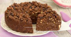 Torta al cioccolato senza cottura!