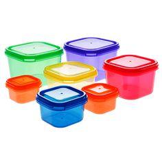 Portion-Control Containers – 7-Piece Essential Set