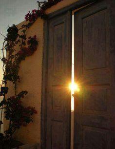 Sol, seu lindo...pode entrar!!