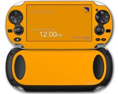 Sony PS Vita Skin Solids Collection Orange by WraptorSkinz *** Read more reviews of the product by visiting the link on the image.Note:It is affiliate link to Amazon. #comment4comment