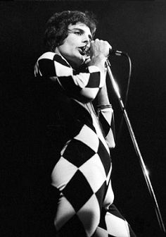 "July 20120: ""The top-selling lot was former Queen lead singer Mercury's famous black-and-white harlequin stage costume, worn by the flamboyant star during several high-profile gigs in the 1970s. It quickly surpassed its pre-sale estimate of £8,000 - £12,000, as competitive bidding pushed the final price up to an impressive £22,500."""