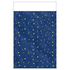 DISPOSABLE STAR TABLCLOTH Complete your twinkle twinkle baby shower or birthday table with this navy & gold disposable paper table cloth filled with an all over star print. long Made in USA Available to buy as a collection too! Baby Shower Party Supplies, Baby Shower Parties, Baby Party, Baby Decor, Baby Shower Decorations, Diana, Plastic Table Covers, Star Party, Party Box