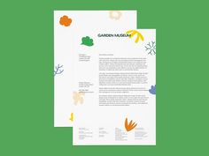 Visual identity, website and signage for the only museum dedicated to gardening and the culture that surrounds it.