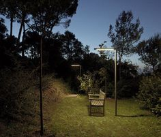 FAMILIA COMPLETA Farola moderna para jardín - PALO ALTO 4510 by Josep Lluis Xuclà - ArchiExpo