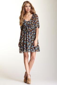 Aryeh Floral Print Dress by Aryeh & Raviya Dresses on @HauteLook