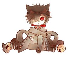 Cheshire-tan by ~Niaems on deviantART