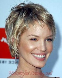 Short Layer Curly Hair Cuts - Bing Images