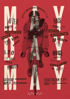 bicyle poster