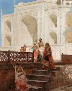 Indian Aesthetic, Aesthetic Art, Vintage India, India Art, Indian Art Paintings, Art And Architecture, Art Inspo, Art Reference, Art Drawings