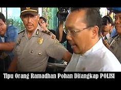 Ramadhan Pohan Politisi Demokrat Tipu Milyaran Ramadhan Ditangkap Polisi