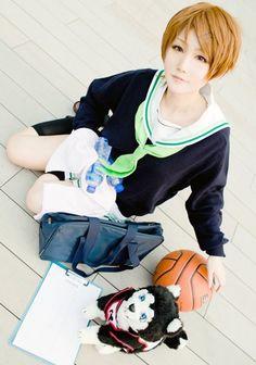 Kuroko no basketball - Riko Aida