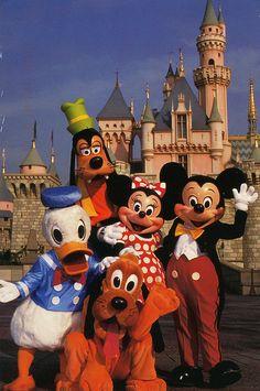 postcard - Disneyland 9   Flickr - Photo Sharing!