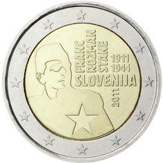 Eslovenia 2 euros conmemorativos (Especial) 2011