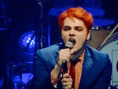 Gerard Way at Koko London