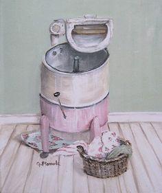Gail McCormack print taken from original painting