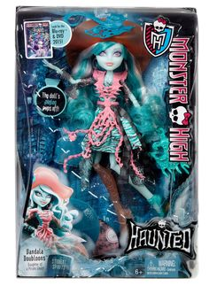 Monster High™ Haunted Student Spirits™ Vandala Doubloons™ Doll - Shop Monster High Doll Accessories, Playsets & Toys | Monster High