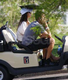 jessica biel justin timberlake golfing | Jessica Biel watched Justin Timberlake golf.