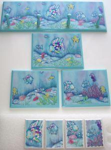 Rainbow Fish Nursery My Favorite Children S Book