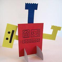 Mix and Match Robot