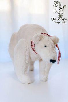 oso polar tilda paso a paso