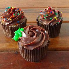 Cupcakes  Por @boode_colher
