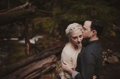 Kristen Marie Photography :: Seattle, Portland and International Destination Wedding and Engagement Photographer - :: - callie + ryan | pacific northwest forest