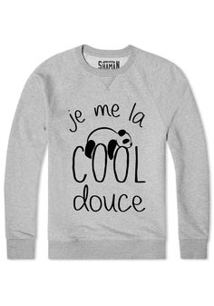 "Sweat ""Cool douce"""