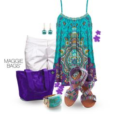 """""""Art Camp"""" by maggiebags on Polyvore"""