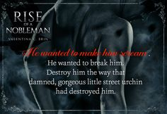 Cover Reveal - Rise of a Nobleman by Valentina C. Brin