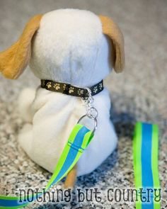 Puppy Party – DIY Puppy Leashes | Nothing But Country