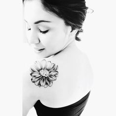 daisy flower tattoo - Google Search