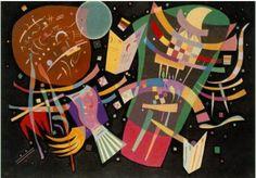Kandinsky al Centre Pompidou di Parigi