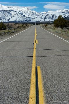 #GoAltaCA | Highway to mountains