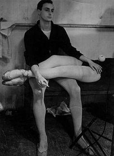Halász Gyula_ Brassaï, Ballet School, 1953