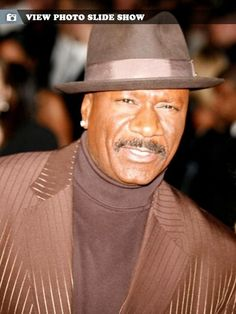 8de8359a Police held 'Mission: Impossible' actor Ving Rhames at gunpoint for ...