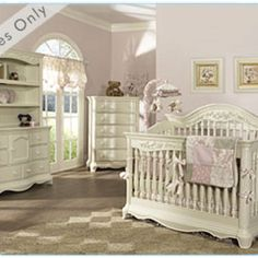 Baby Furniture If Its A Girl Victoria By Lulabye Avaliable At Buy Buy Baby