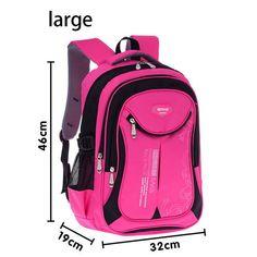 New Fashion High Quality Oxford Children School Bags Backpacks Brand Design  Teenagers Best Students Travel Backpack Rucksacks 6d4b968bb57a5