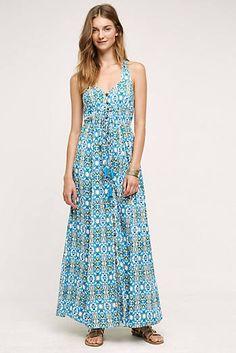 Iseo Maxi Dress