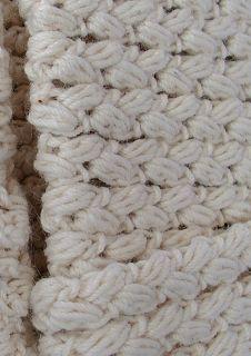 Crochet Wheat Grain - Picture Tutorial