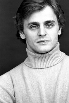 fPortrait of Baryshnikov by Daniel Sorine. 1979. Part of a shoot for my book DANCERSHOES.