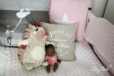 Girl Nursery, Toddler Bed, Pure Products, Pillows, Projects, Baby, Home Decor, Child Bed, Log Projects