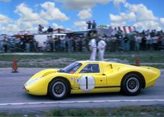 1967 - #1 Ford GT40 MkIV