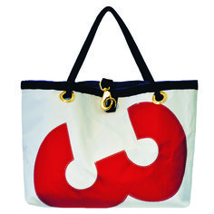 Large Number Rope Tote on AHAlife