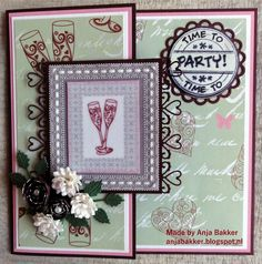 craftliners: Time to party